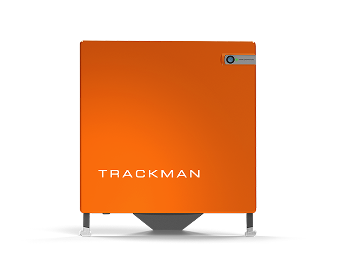 TrackMan 4 Side View